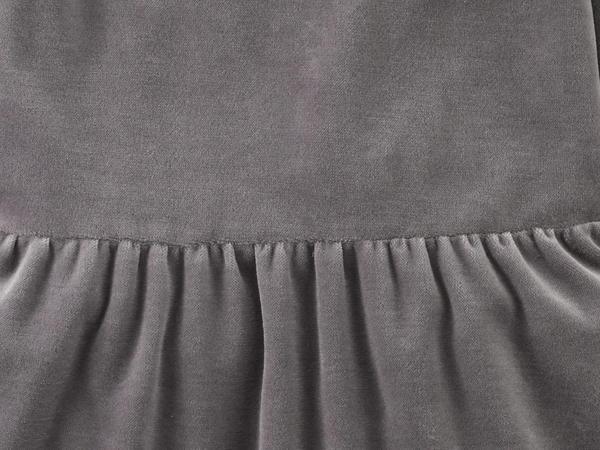 Nickikleid aus reiner Bio-Baumwolle