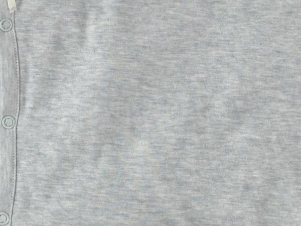 Overall aus Bio-Baumwolle mit Schurwolle