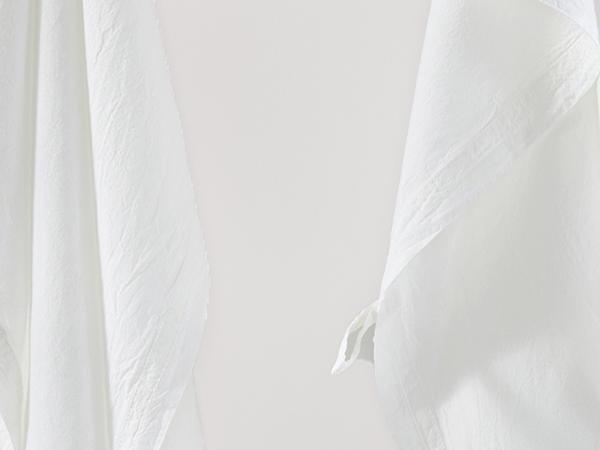 Perkal-Geschirrtuch aus reiner Bio-Baumwolle im 2er Set
