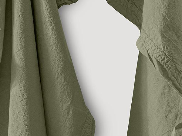 Perkal-Geschirrtuch aus reiner Bio-Baumwolle im 2er-Set