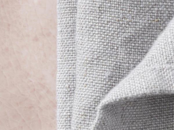 Perkal-Tischset aus reiner Bio-Baumwolle im 2er- Set