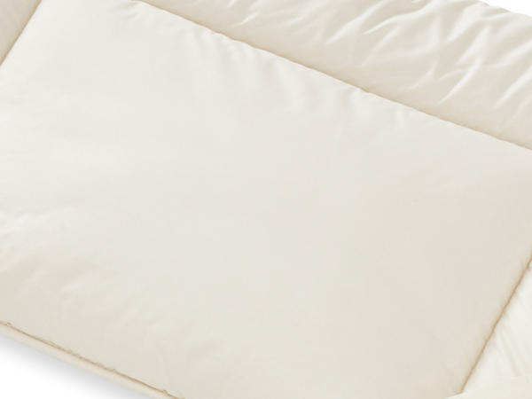 Pillows made with pure organic new wool