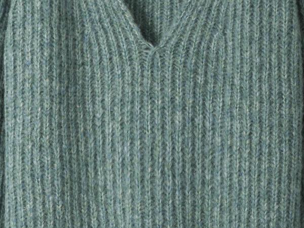 Pullover aus Alpaka mit Pima Baumwolle