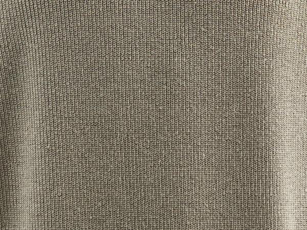 Pullover aus Bio-Baumwolle mit Leinen und Seide