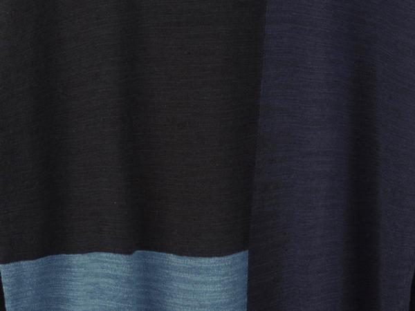Pullover aus Leinen mit Baumwolle