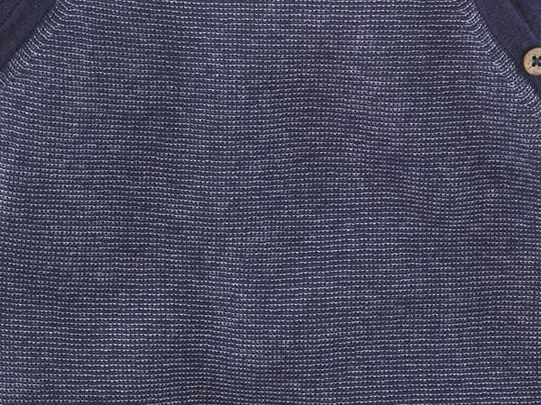 Pullover aus Schurwolle, Baumwolle und Kaschmir