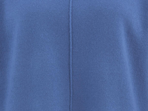 Pullover aus Schurwolle mit Kaschmir