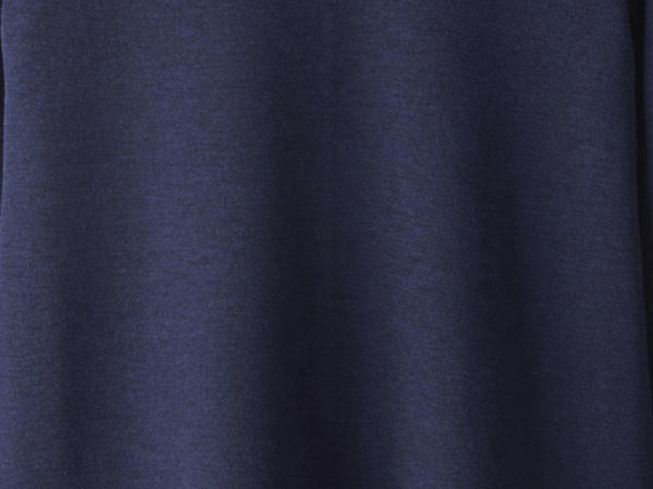 PureMIX long-sleeved shirt made of organic merino wool with silk