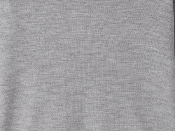 PureMIX turtleneck made of organic merino wool with silk
