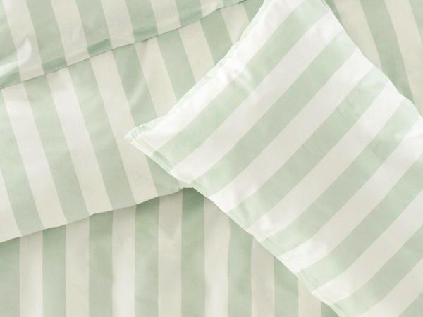 Renforcé-Bettwäsche Cannes aus reiner Bio-Baumwolle