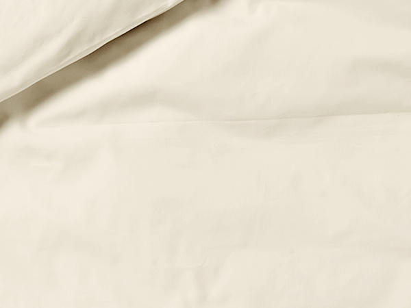 Renforcé-Bettwäsche Sondergrösse aus reiner Bio-Baumwolle