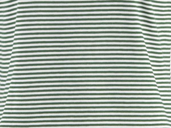 Ringelshirt aus reiner Bio-Baumwolle