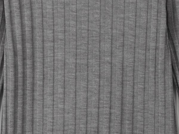 Rollkragenpullover BetteRecycling aus reiner Seide