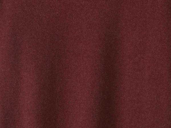 Rundhals-Pullover aus reiner Lambswool