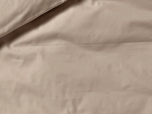 Satin-Bettwäsche aus reiner Bio-Baumwolle in Sondergrößen