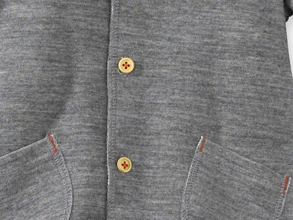 Schurwolle Overall aus Baumwolle mit Schurwolle