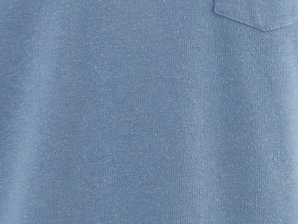 Shirt aus Bio-Baumwolle mit Hanf und Schurwolle