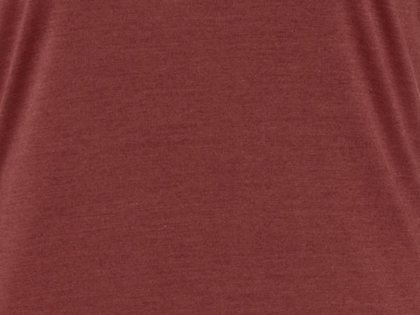 Shirt aus Bio-Schurwolle mit Seide