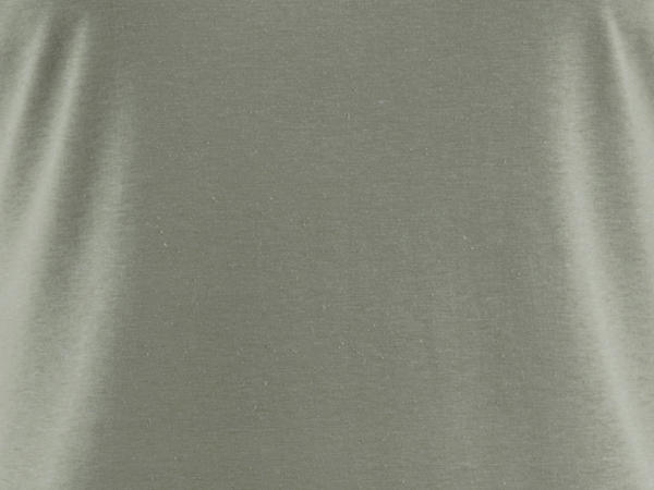 Shirt aus Seide mit Leinen