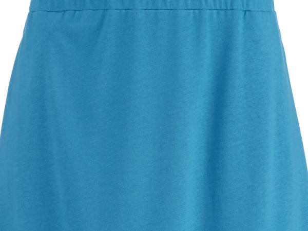 Shirt dress made of organic linen with organic cotton