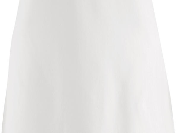 Short-sleeved nightgown made of organic cotton