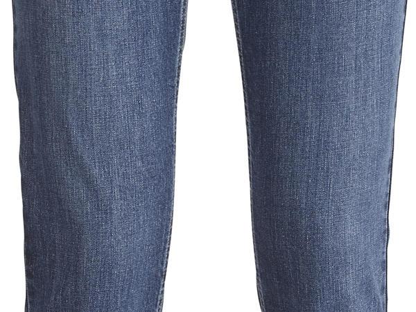 Slim fit mid waist jeans made of organic denim