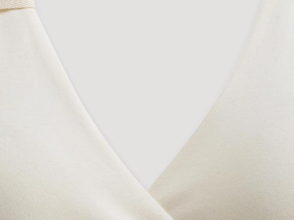 Soft-Bustier aus Bio-Baumwolle
