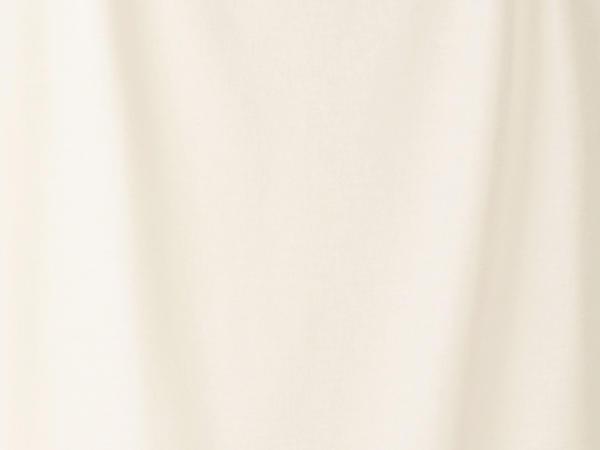 Spaghetti tank shirt made of silk with organic cotton