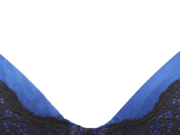 Spitzen-BH mit Bügel aus Modal