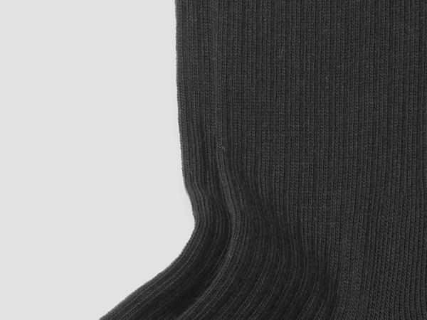Sports sock made of organic cotton