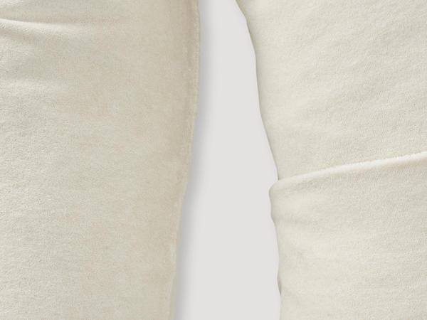 Stillkissenbezug aus reiner Bio-Baumwolle