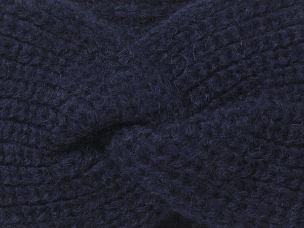 Stirnband aus reinem Alpaka
