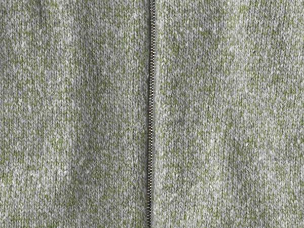 Strickjacke Junge aus Schurwolle mit Baumwolle