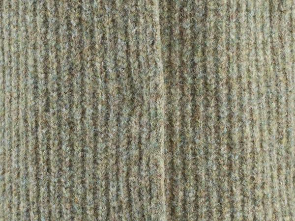 Strickjacke aus Alpaka mit Bio-Baumwolle