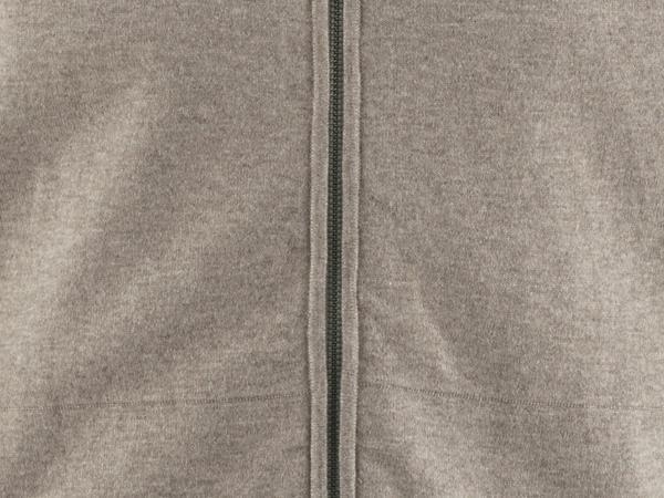 Strickjacke aus Bio-Baumwolle und Yakwolle
