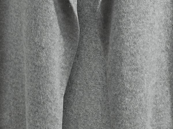 Strickjacke aus reinem Royal Alpaka