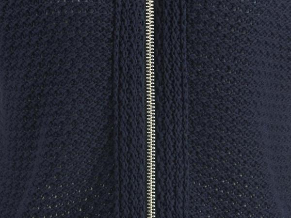 Strickjacke aus reiner Bio-Baumwolle