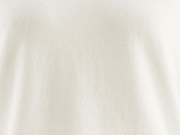 Strickshirt aus Leinen mit Schurwolle