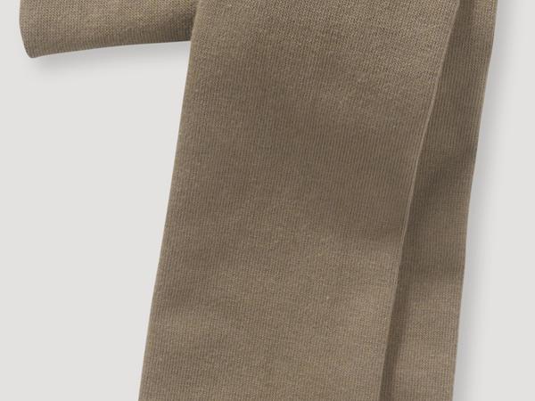 Strumpfhose aus Bio-Merinowolle mit Bio-Baumwolle