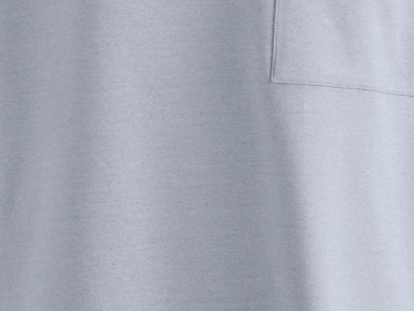 Sweat dress made of organic cotton