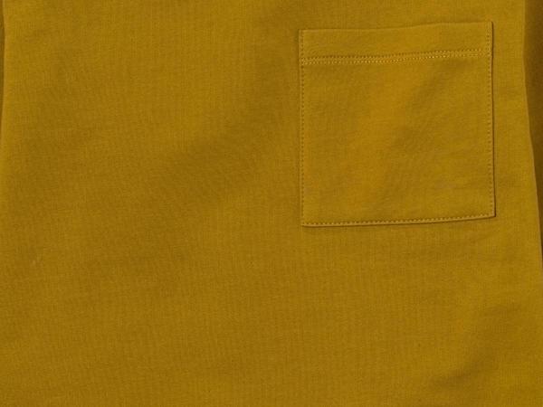 Sweatshirt aus Bio-Baumwolle mit Kapok