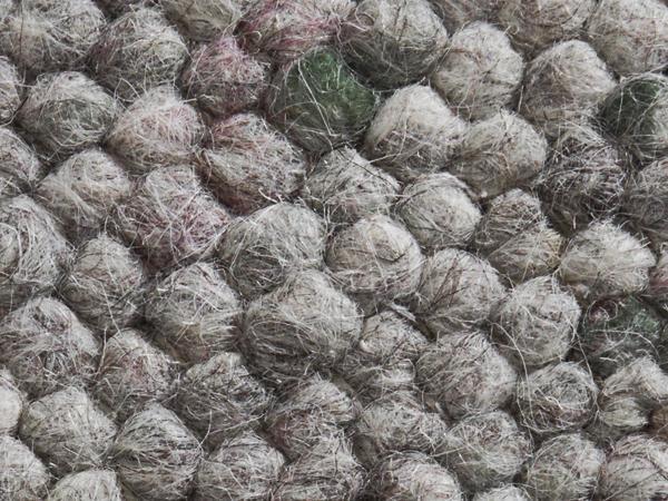 Teppich Heidschnucke aus reiner Schurwolle