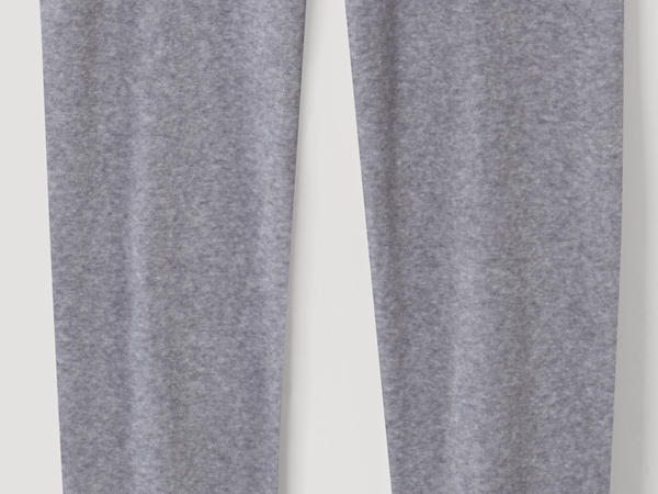 Terrycloth pants made from pure organic cotton