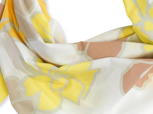 Tuch aus reiner Bio-Baumwolle