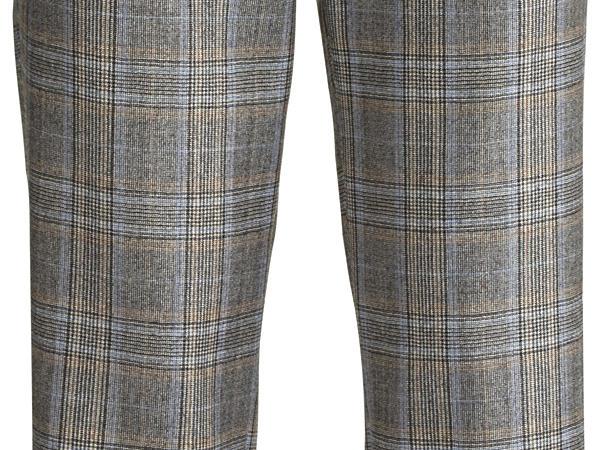 Tweedhose aus reiner Schurwolle