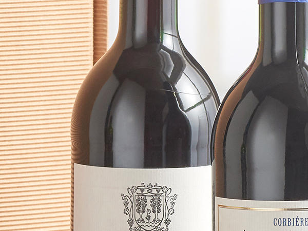 Two organic wines from Delinat