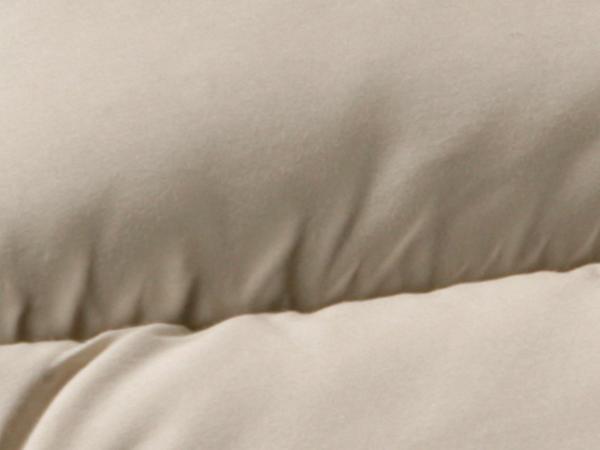 Unterbett Kapok und Bio-Baumwolle