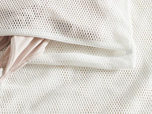 Wäschenetz im Set aus reiner Bio-Baumwolle