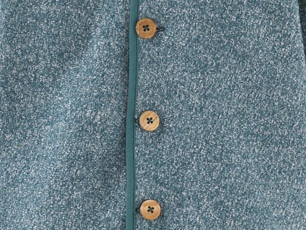 Walk-Overall aus Bio-Merinowolle und Bio-Baumwolle