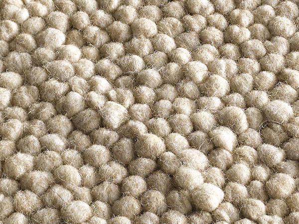 Webteppich Coburger Fuchs aus reiner Schurwolle